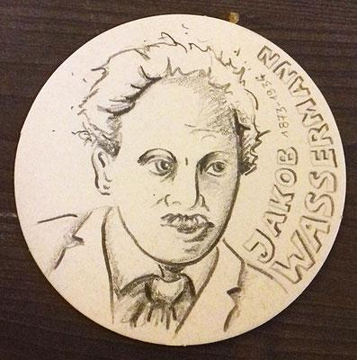 Jakob Wassermann, Fürther Höfefest 2018, Minikunst to Go