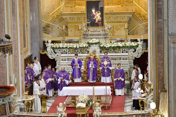 Funerali di don Antonino, 27 maggio 2016