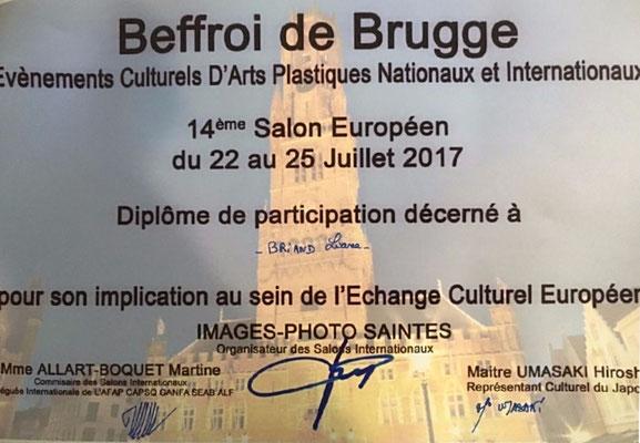 14ème salon européen de Brugge