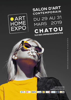 Salon d'Art Contemporain de Chatou 2019