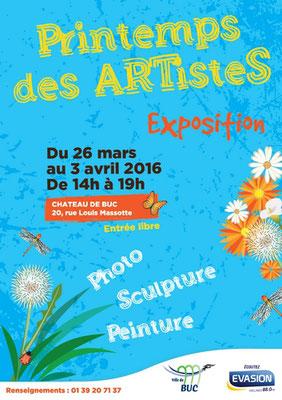 Printemps des ARTisteS mars 2016