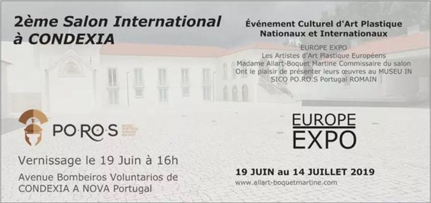 Europe Expo Juin/Juillet 2019