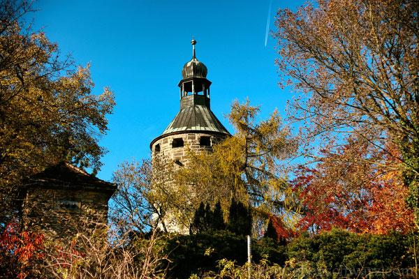 Beim Schloss Tonndorf