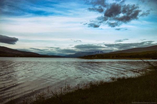 Loch Eil - Blick zum Ben Nevis