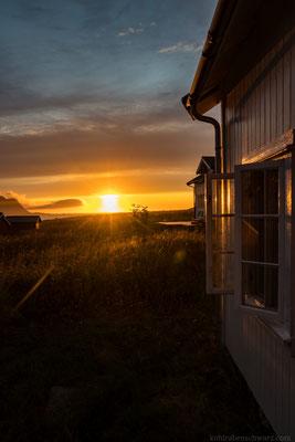 Sonnenuntergänge in allen Farben