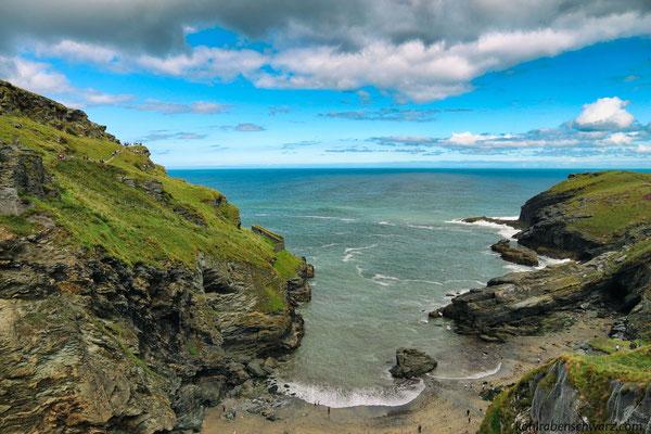 Tintagel - Nordküste
