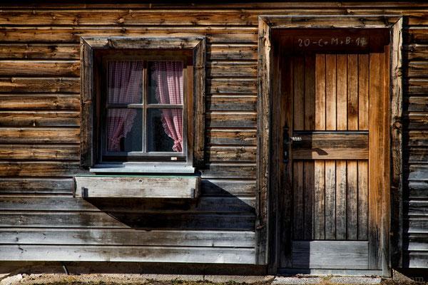 Hütte am Ferchensee