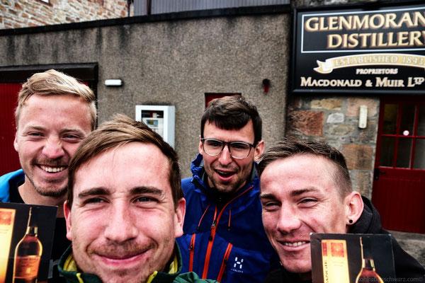 Glenmorangie Distillery Tain - Ostküste