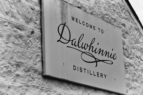 Dalwhinnie Distillery - Inverness-Shire - Highlands
