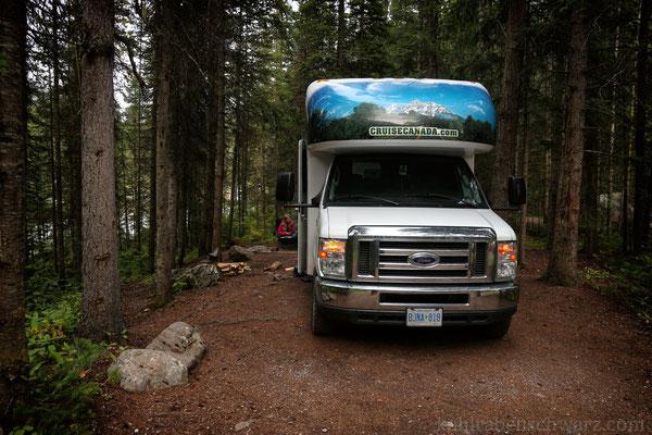Kicking Horse Campground