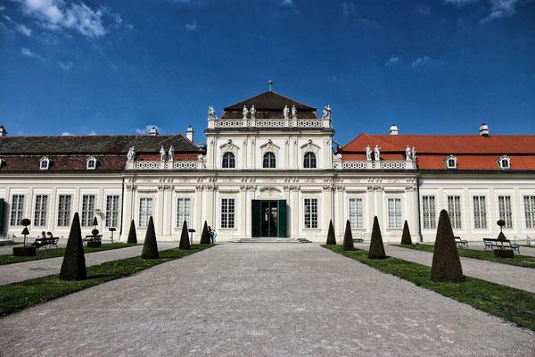 das untere Schloss Belvedere