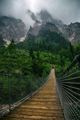 im Nationalpark Berchtesgaden