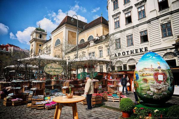 der Wiener Ostermarkt
