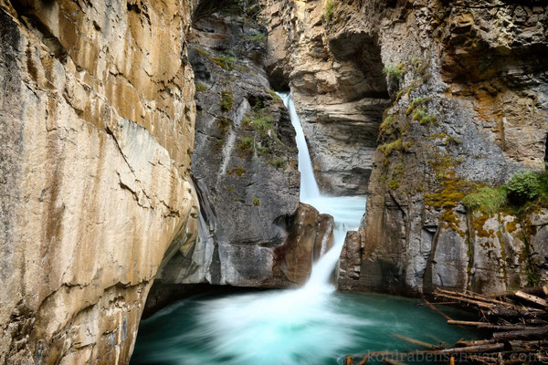 Johnston Canyon - Lower Falls