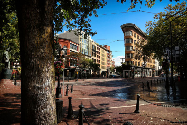 in Gastown