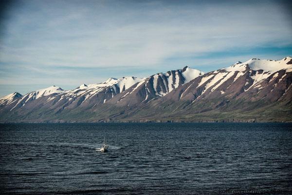 Eyjarfjördur - Nordisland bei Akureyri