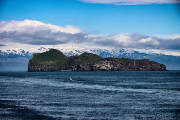 Besuch der Vestmannaeyjar