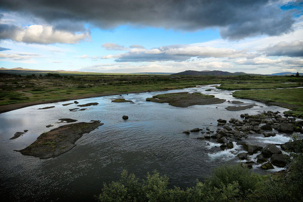 See am Þingvellir