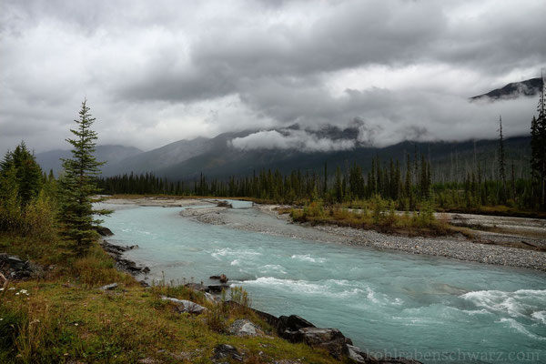 Simpson River im Kootenay Nationalpark