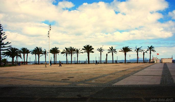 Machicos Strandpromenade