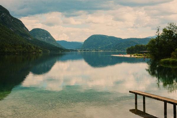 Ruhe am Bohinjski Jezero