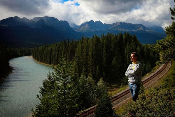 zurück im Banff Nationalpark