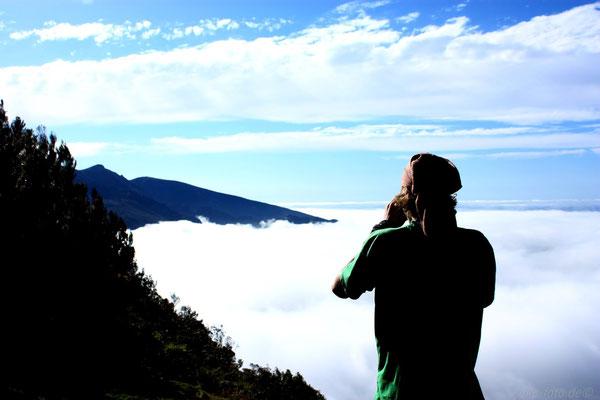 Wolkensicht