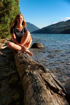 Entspannen am Lake Revelstoke