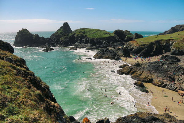 die Kynance Cove