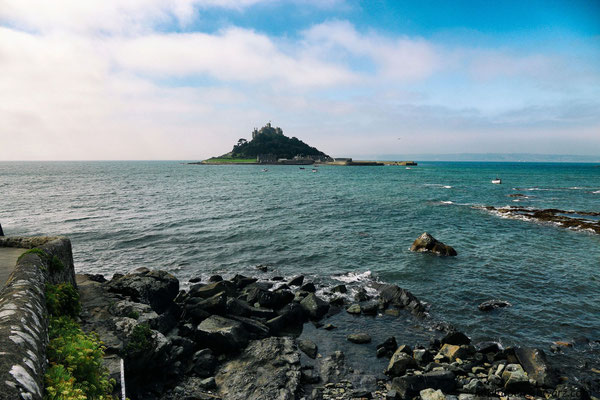 Marazion und St. Michaels Mount
