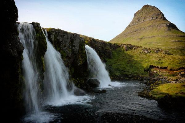 der Kirkjufell bei Grundarfjörður - Snafellesnes