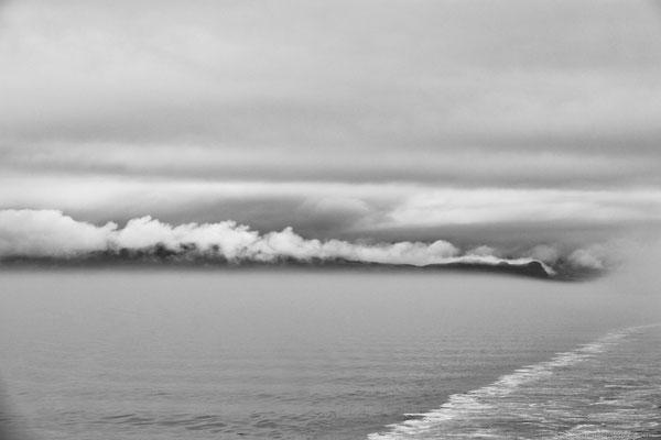 Fährfahrt von der Isle of Skye - Isle of Harris/Lewis