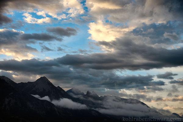 Guten Morgen im Jasper Nationalpark