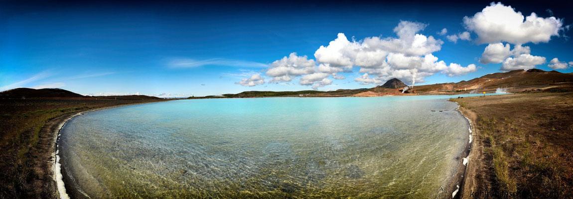 heißer See