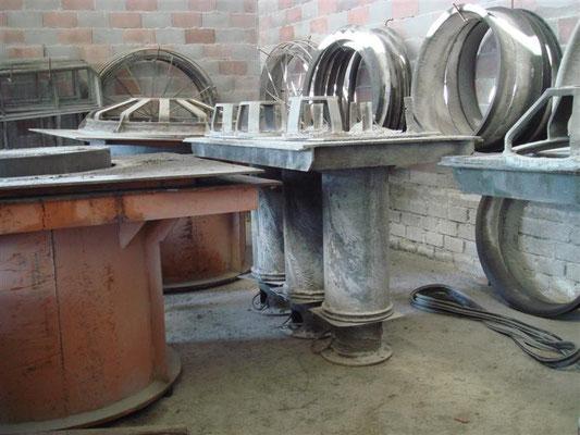 Tubiera Colle Vibromatic usata 300-1200 x 2000
