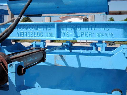 Rosacometta Vibrobloc V6 Super