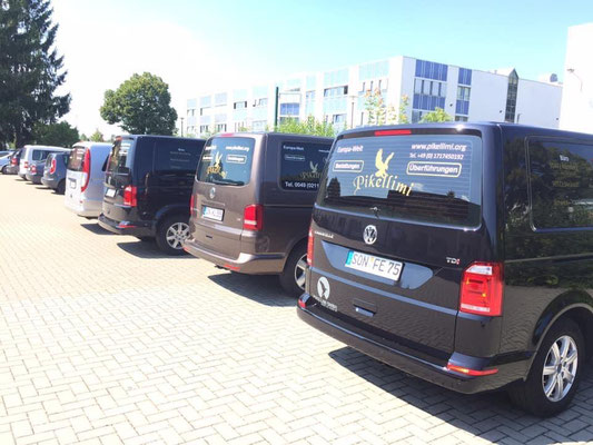Transporti i kufomave me makina speciale