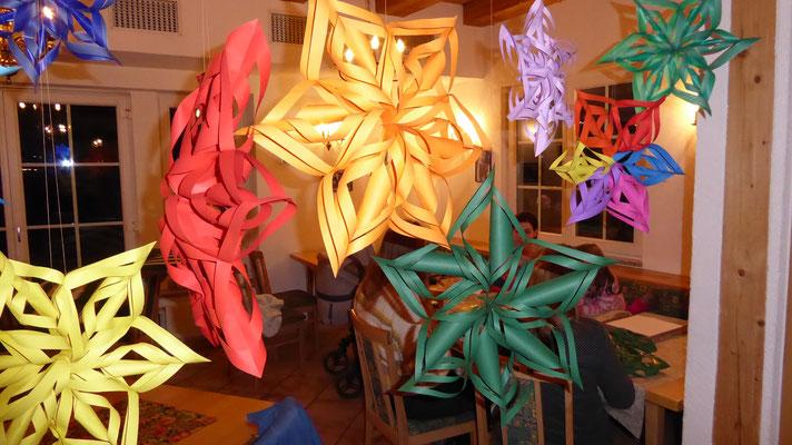 LandFrauen Tübingen und ihr neuer Weihnachtsschmuck für zu Hause