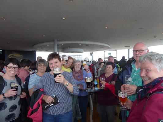 Die LandFrauen Tübingen auf Irland-Reise im Mai 2019