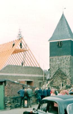 Kirche Aufschlag