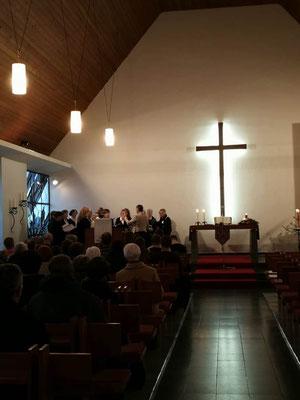Kirche Chor