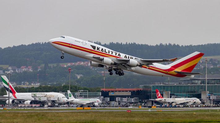 Kalitta Air – N709CK – 14.06.2019