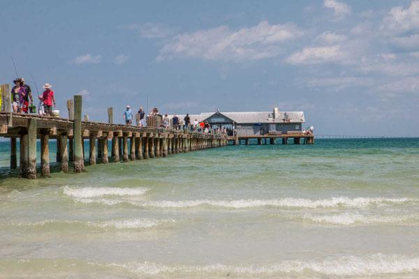 Anna Maria City Pier, Anna Maria Island