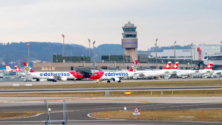 Flughafen Zürich – 27.02.2019