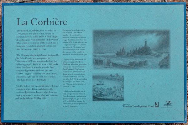 Die Geschichte von La Corbière