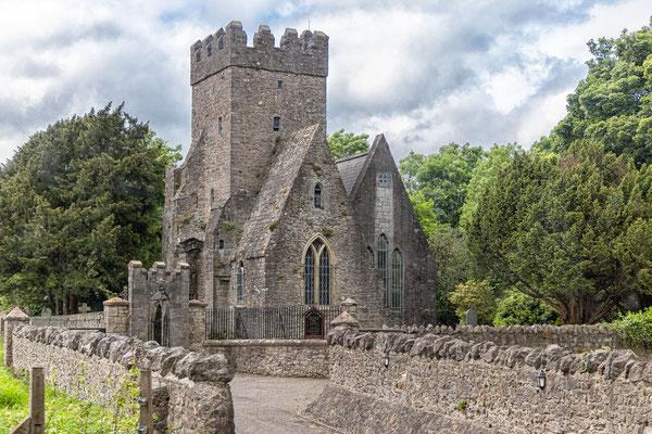 Saint Doolagh's Well, Malahide, Dublin