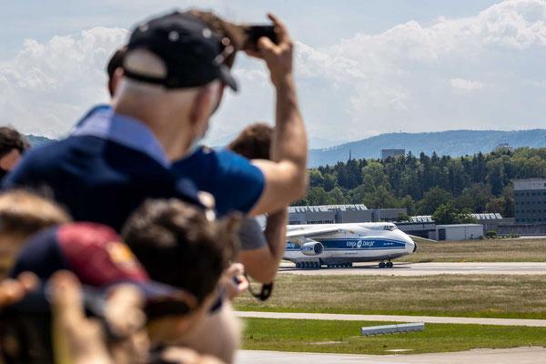 Antonov An-124-100 - RA-82078 - Volga-Dnepr Airlines - 2.6.2021