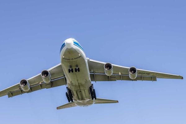 Antonov An-124-100 - RA-82078 - Volga-Dnepr Airlines - 1.6.2021