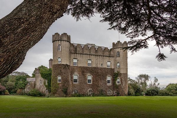 Malahide Castle war bis vor einigen Jahrzehnten in Privatbesitz und Wohnhaus der Talbot-Familie.