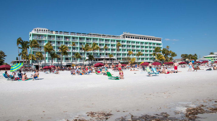 The Lanai Beach Resort, Estero Island, Fort Myers